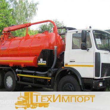 Илососная машина КО-530-05 на шасси МАЗ 6312В3