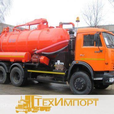 Илососная машина КО-530-01 на шасси КАМАЗ 65115-3081-19