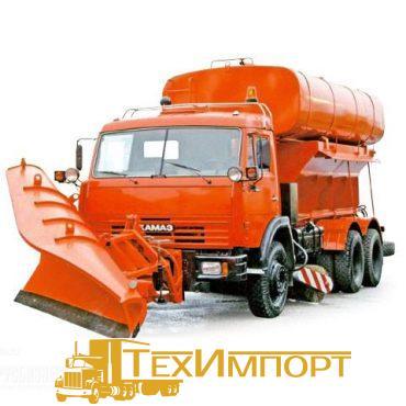 Дорожно-комбинированная машина ЭД-405