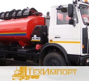 Дорожно-комбинированная машина КО 806-21
