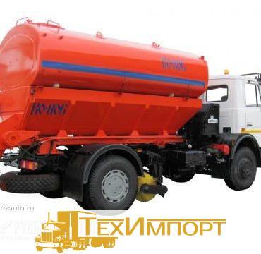 Дорожно-комбинированная машина КО 806-22