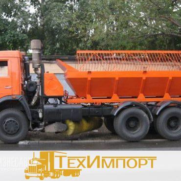 Дорожно-комбинированная машина КО 823-02 на шасси КАМАЗ 65115-773082-42