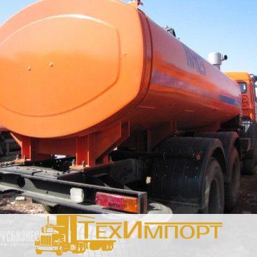 Дорожно-комбинированная машина КО 823-03 на шасси КАМАЗ 65115-773082-42