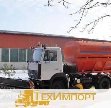 Дорожно-комбинированная машина КО-713Н-40