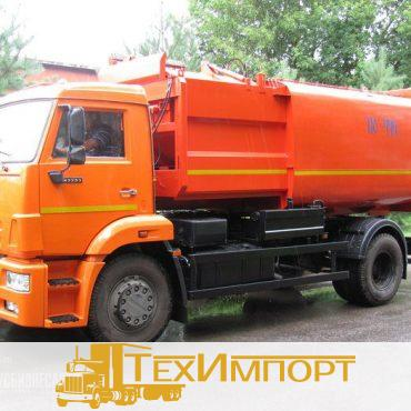 Мусоровоз КО-449-19