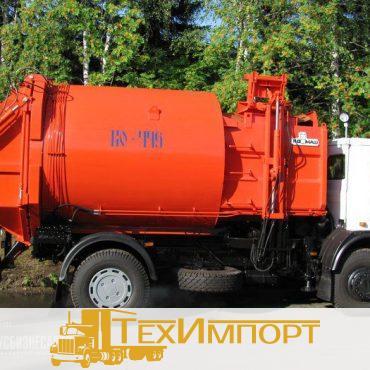 Мусоровоз КО-449-33 на шасси МАЗ-5340В2