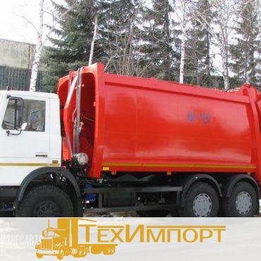 Мусоровоз КО-427-90 с порталом