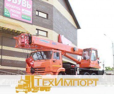 Автокран КС-55713-1К-2