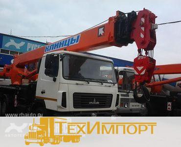 Автокран КС-55713-6К-3