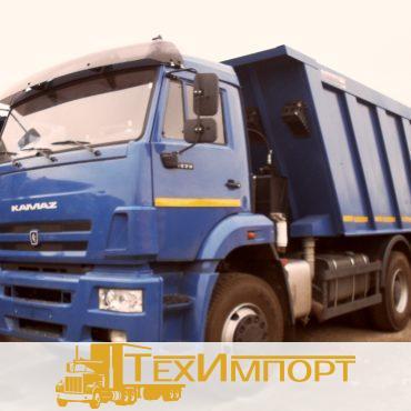 Самосвал КамАЗ 6520-6012-43