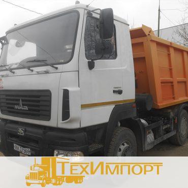 Самосвал МАЗ 6501Н5-484-000