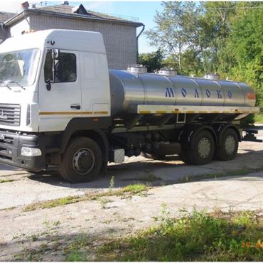 Автоцистерна 560351 объемом 12000л. на шасси МАЗ-6312В9