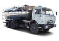 Молоковоз 9,7 м3 на шасси КАМАЗ 65115-3082-23