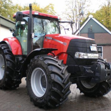Трактор CASE Puma 210