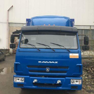 КАМАЗ 4308-3083-28(R4) борт штора