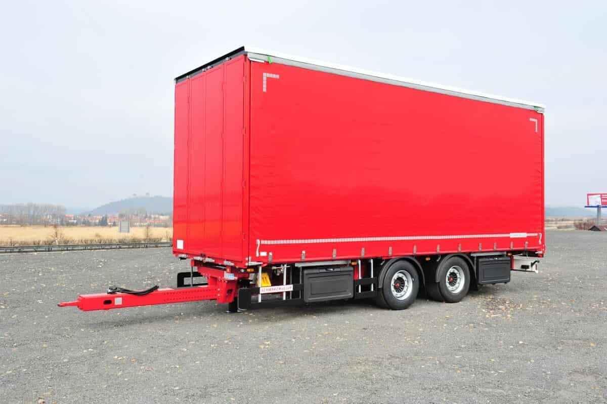 Прицеп для грузовика